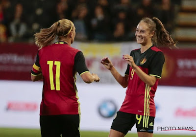 Belgian Red Flames winnen van Moldavië met 12-0 en breken all-time-record