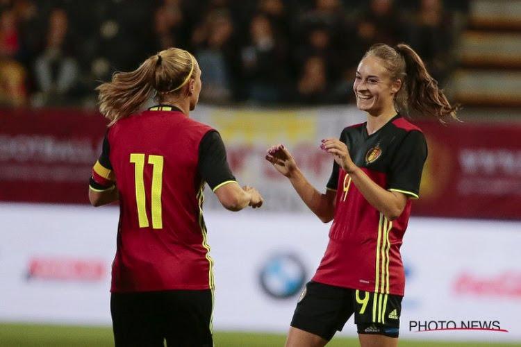 Klinkende start: Belgian Red Flames breken record aller tijden en leggen er 12(!) in het mandje van Moldavië