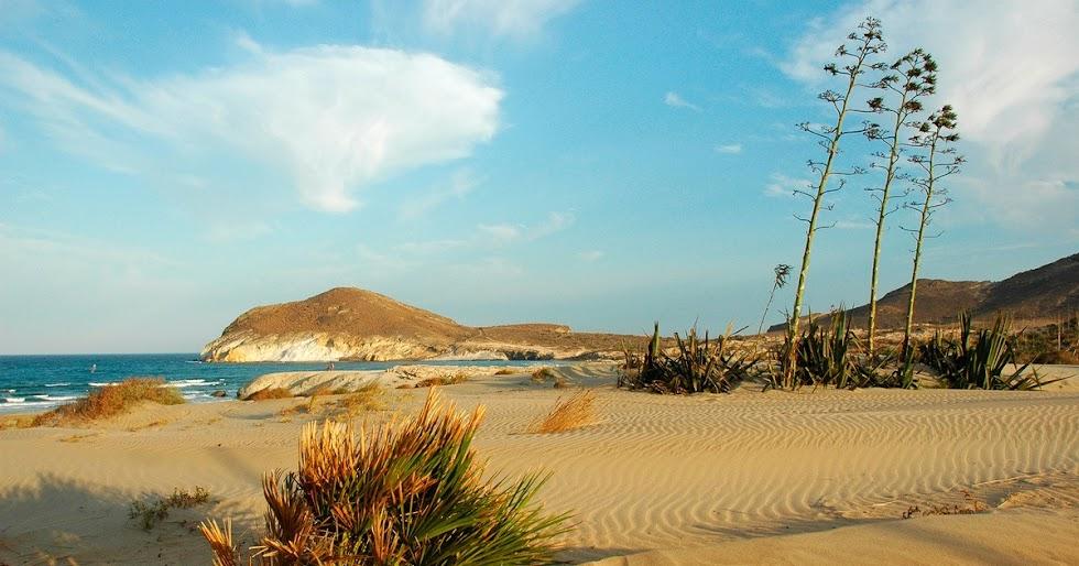 Parque Natural Cabo de Gata-Níjar, los Genoveses.
