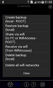 WifiAccess WPS WPA WPA2 android apk
