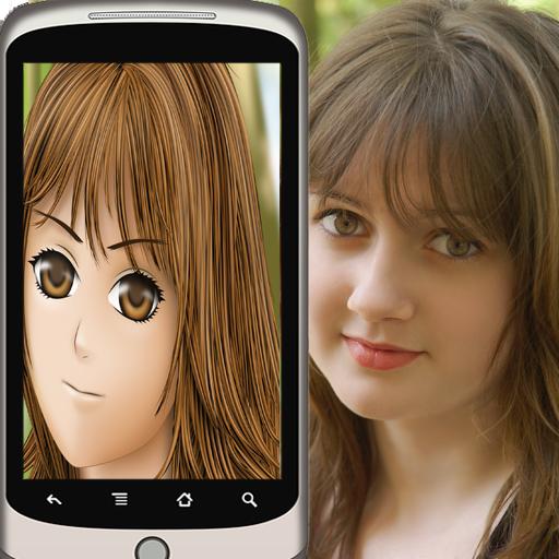 face anime camera pro