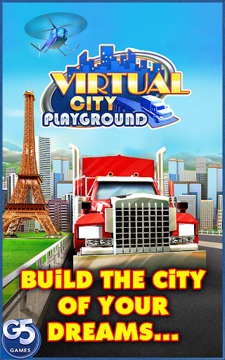 Virtual City Playground®: Building Tycoon screenshot 1