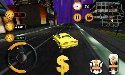 無料模拟Appの現代のスーパー市タクシーデューティ|記事Game