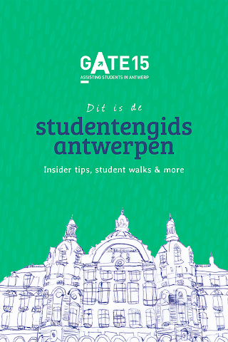 Screenshot 1 Student Guide Antwerp