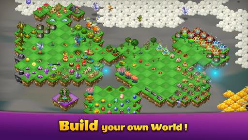 Mergeland - Merge Dragons and  Build dragon home screenshots 5