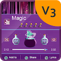Magia PlayerPro Piel icon