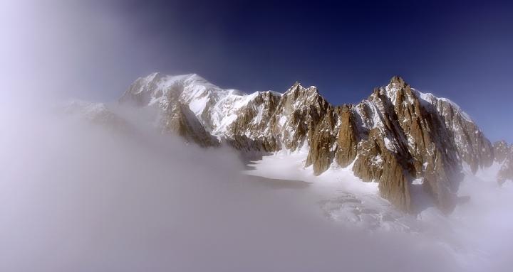 Il mio monte Bianco di Yanez