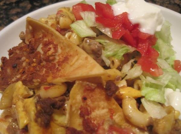 Ultimate Nacho Mac And Cheese Recipe
