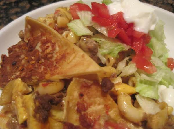 Ultimate Nacho Mac And Cheese Recipe