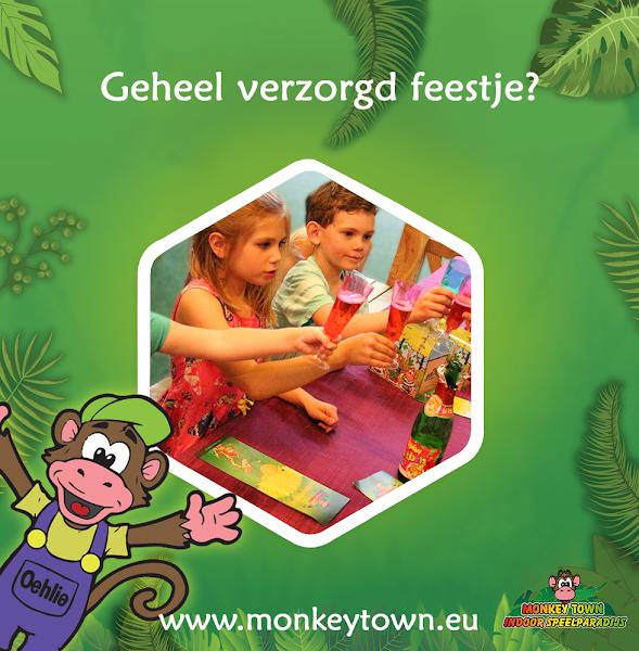 monkey town warmond