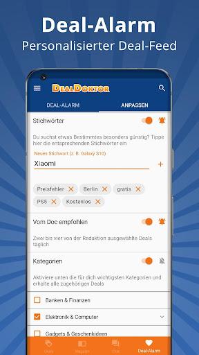 DealDoktor » Schnäppchen, Kostenloses, Gutscheine 5.5.5 screenshots 3