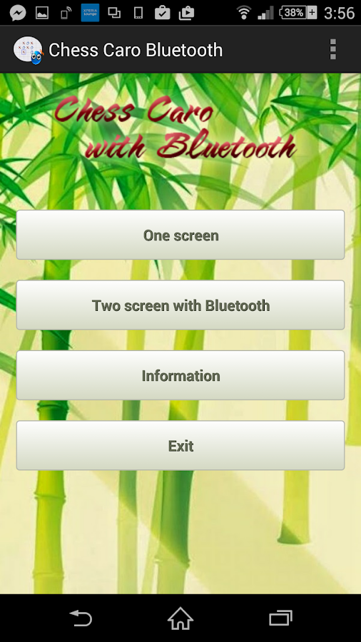Chess Caro Bluetooth- screenshot