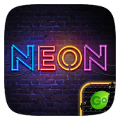 Neon GO Keyboard Theme & Emoji
