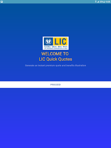 LIC Quick Quotes App Download For Android and iPhone 4