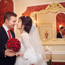 Wedding photographer Alla Kravchenko (allakravchenko). Photo of 28.02.2015