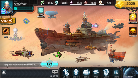 Ark mobile android apk
