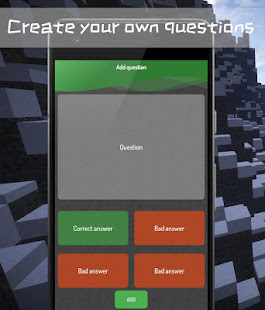 Download Ultimate Quiz of Minecraft For PC Windows and Mac apk screenshot 4