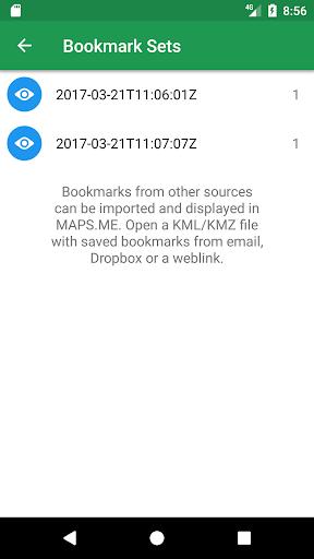 Maps  screenshots 3