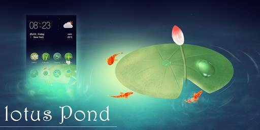 Lotus Pond Solo Theme