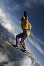 Photo: Sky surf par oic Jean Albert