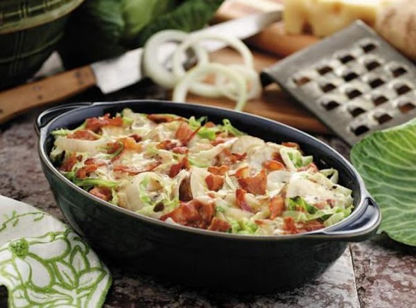 Potato And Cabbage Casserole Recipe