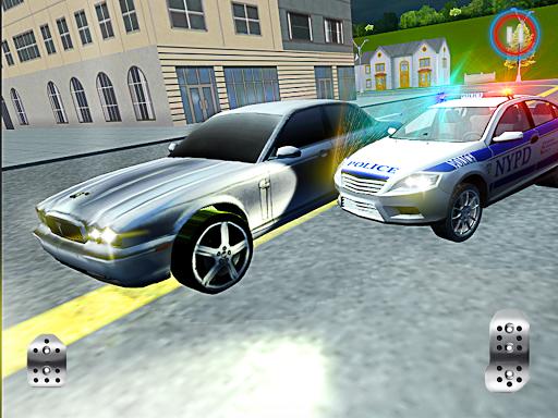 911 Police Driver Car Chase 3D  screenshots 8