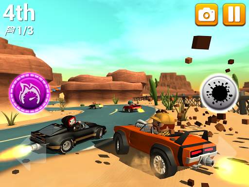Rev Heads Rally android2mod screenshots 15