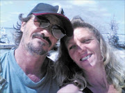 HUGE RANSOM: Bruno Pelizzari and Debbie Calitz have been held captive  since  October  last year.