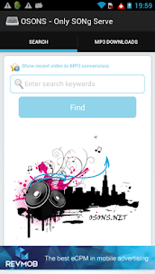 Osons – only song serve App Download For Android 1
