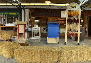 Photo: Dal mais alla Polenta - tutto pronto per il lavoro da fare