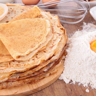 How To Make Homemade Whole Wheat Crepes.