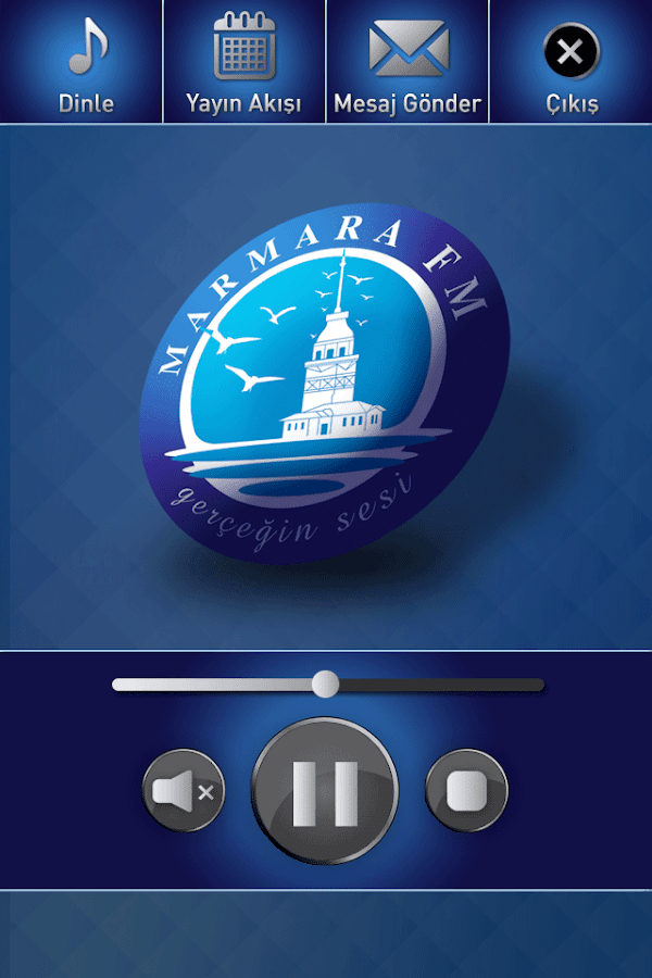 Marmara FM- screenshot