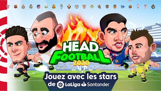 Head Football LaLiga 2020 Jeux de Football Capture d'écran