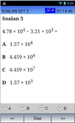 SPM Matematik