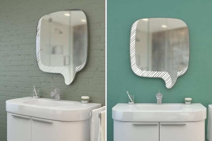 Este espejo hará que dialogues contigo mismo