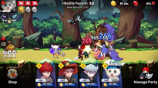 Lucid Adventure Idle RPG screenshot 8