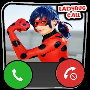 LadyBug Calling Simulation 2.0 by seber photoeditor dolls logo