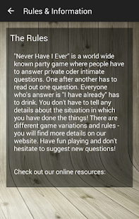 Never Have - ONLINE | 100%Free- screenshot thumbnail