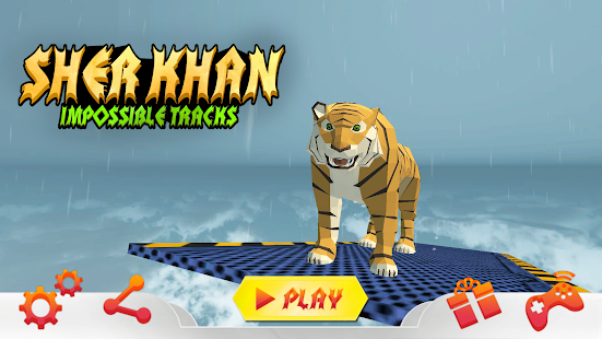 Sher Khan On Impossible Tracks - náhled