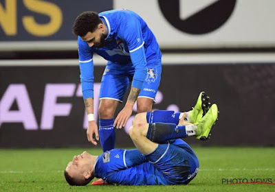 """Derijck knokte zich van de tribune naar de basiself: """"Men wist misschien niet meer dat ik bij Gent speelde"""""""
