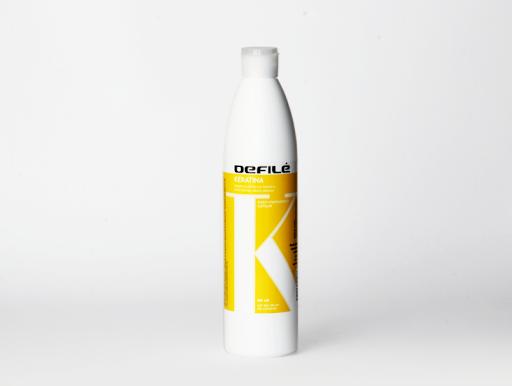 bano de crema defile keratina 360ml