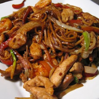 CHICKEN CHOW MEIN THE EASY WAY