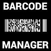 Barcode Manager & Tracker