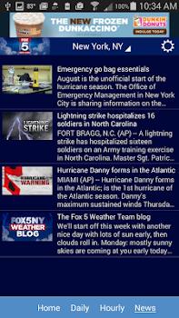 Fox5NY Weather
