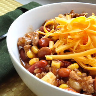 Slow Cooker Mexican Stew.