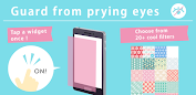 Privacy Filter Pro - guard from prying eyes App (APK) scaricare gratis per Android/PC/Windows screenshot