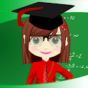Dress Up Girl For School icon
