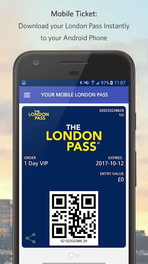 The London Pass- screenshot