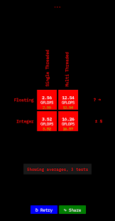 Download xOPS Cross-platform CPU Benchmark - FLOPS/INOPS For PC Windows and Mac apk screenshot 2