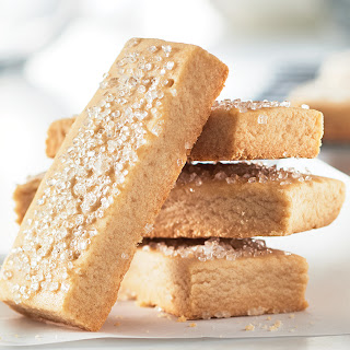 Maple Coconut Vegan Shortbread Recipe
